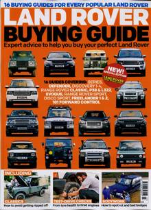 Landrover Owner Guide To Magazine BUYING GDE Order Online