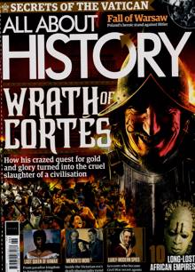 All About History Magazine NO 99 Order Online