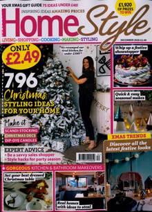 Homestyle Magazine DEC 20 Order Online