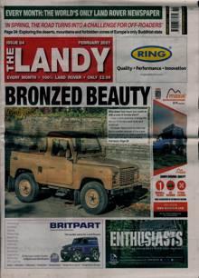 Landy Magazine FEB 21 Order Online