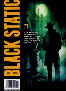 Black Static Magazine Issue NO 77
