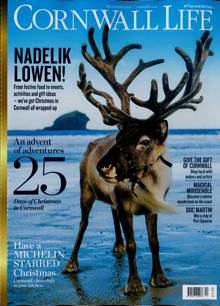 Cornwall Life Magazine DEC 20 Order Online