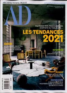 Architectural Digest French Magazine NO 163 Order Online