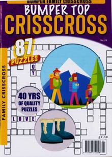 Bumper Top Criss Cross Magazine NO 144 Order Online