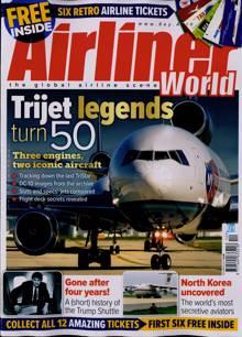 Airliner World Magazine DEC 20 Order Online