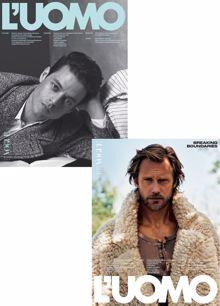 L Uomo Vogue Magazine Issue NO 9
