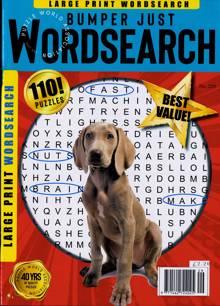 Bumper Just Wordsearch Magazine NO 229 Order Online
