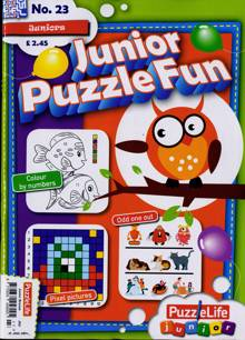 Puzzlelife Junior Bronze Magazine JNR PZ F23 Order Online