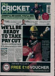 Cricket Paper Magazine 40 Order Online