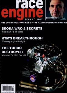 Race Engine Technology Magazine Issue 02