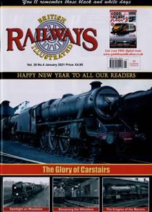 British Railways Illustrated Magazine VOL30/4 Order Online