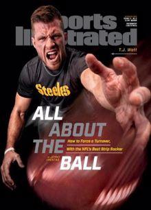 Sports Illustrated Magazine Issue OCT 20