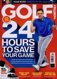 Golf Monthly Magazine Issue FEB 21