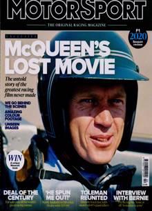 Motor Sport Magazine FEB 21 Order Online