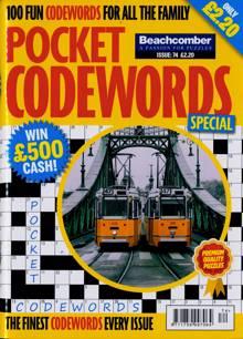 Pocket Codewords Special Magazine NO 74 Order Online