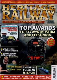 Heritage Railway Magazine NO 275 Order Online