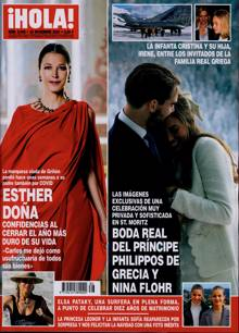 Hola Magazine Issue NO 3986