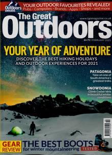 The Great Outdoors (Tgo) Magazine Issue FEB 21