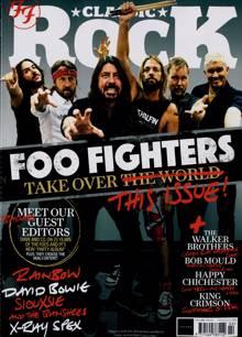 Classic Rock Magazine Issue NO 284