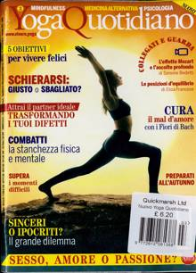Yoga Quotidiano Magazine Issue 03