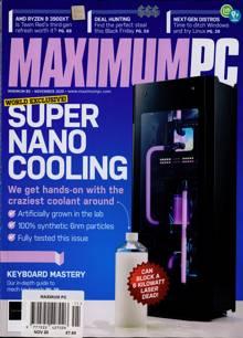 Maximum Pc Magazine NOV 20 Order Online
