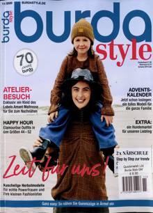 Burda Style German Magazine NO 11 Order Online