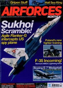 Airforces Magazine DEC 20 Order Online