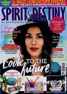 Spirit & Destiny Magazine JAN 21 Order Online