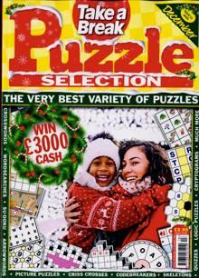 Take A Break Puzzle Select Magazine NO 13 Order Online