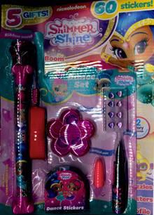 Shimmer Shine Magazine Issue NO 7
