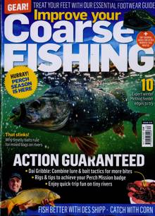 Improve Your Coarse Fishing Magazine NO 370 Order Online