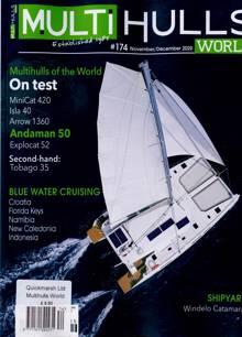 Multihulls World Magazine NO 174 Order Online