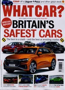 What Car Magazine JAN 21 Order Online