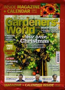 Bbc Gardeners World Magazine DEC 20 Order Online