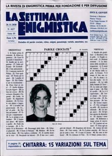 La Settimana Enigmistica Magazine NO 4627 Order Online