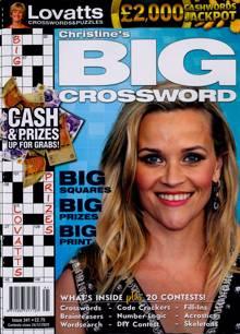 Lovatts Big Crossword Magazine NO 341 Order Online