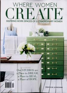 Where Women Create Magazine Issue 54