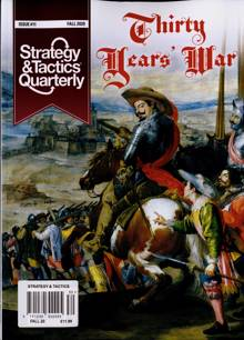 Strategy & Tactics Magazine Issue 30