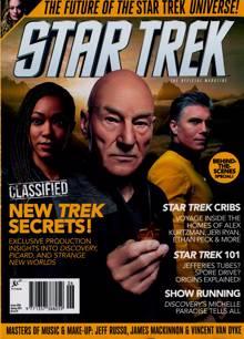 Star Trek Magazine Magazine Issue NO 206