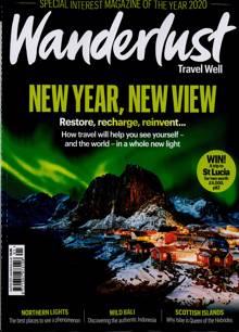 Wanderlust Magazine Issue NO 212