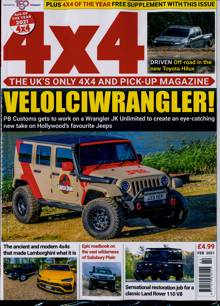 4 X 4 Magazine FEB 21 Order Online