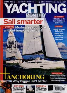 Yachting Monthly Magazine FEB 21 Order Online