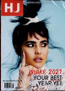 Hairdressers Journal Magazine JAN 21 Order Online