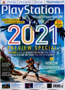 Playstation Official Magazine FEB 21 Order Online