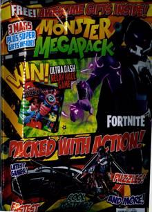Monster Megapack Magazine Issue NO 9