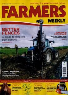 Farmers Weekly Magazine 27/11/2020 Order Online