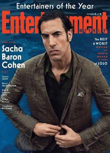 Entertainment Weekly Magazine CVR 3 Order Online