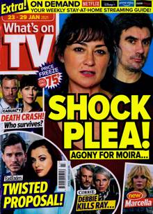 Whats On Tv England Magazine 23/01/2021 Order Online