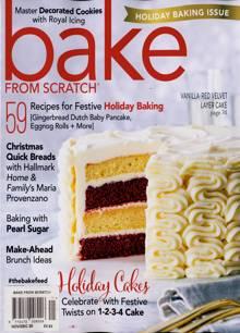 Bake From Scratch Magazine NOV-DEC Order Online