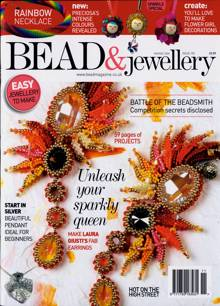 Bead And Jewellery Magazine Issue NOV-DEC